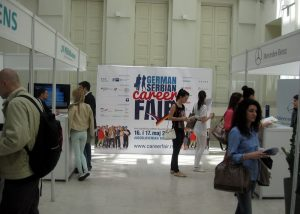 1. CAREER FAIR -2